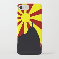 rio iPhone & iPod Cases featuring RIO by Andreas Campos