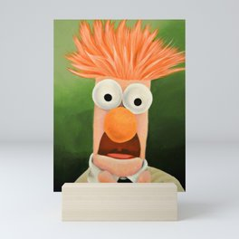 Beaker Mini Art Print