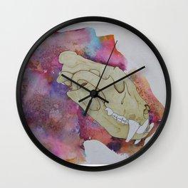 Mystic Tiger Wall Clock