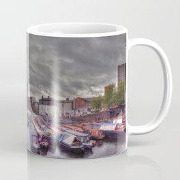 Gas Street Basin - the Canal House at dusk Coffee Mug