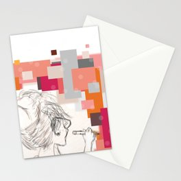 The Art Before the Storm Stationery Cards
