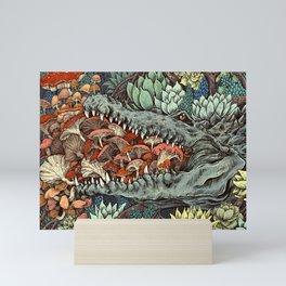 Flourish Mini Art Print