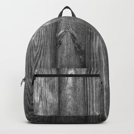 Rustic Texture - Natural vintage decorative material for your home Backpack