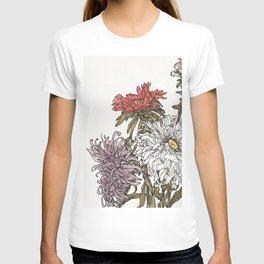 Flower print - Jule De Graag T-shirt