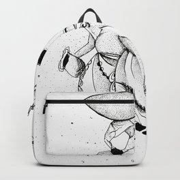 Market Women Backpack