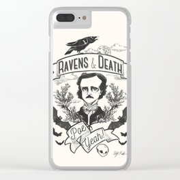 Poe Yeah! Clear iPhone Case