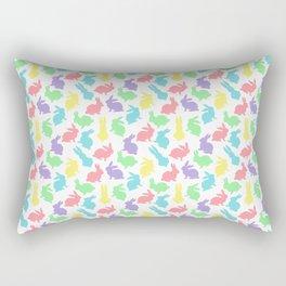 Bunnies Galore Rectangular Pillow