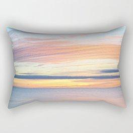 cape cod light Rectangular Pillow