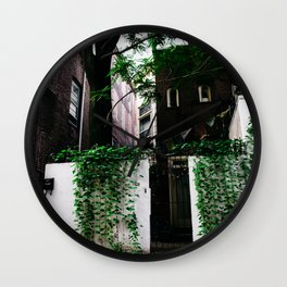 Little Pieces of Heaven Wall Clock