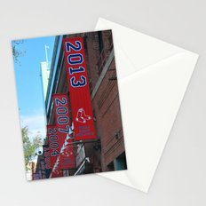 Red Sox - 2013 World Series Champions!  Fenway Park Stationery Cards