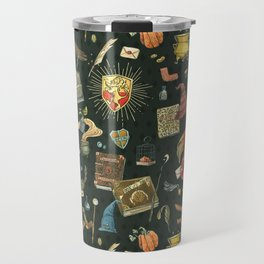 Gryffindor House Travel Mug