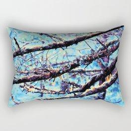 Gaia - The Mother Spirit Rectangular Pillow