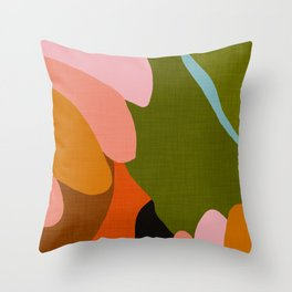 Floria Throw Pillow