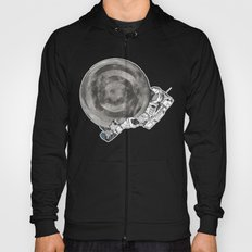 Troubled Moons and Spacemen Hoody