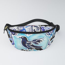 Ravenclaw Crest Fanny Pack