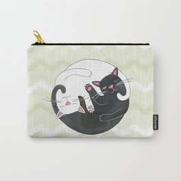 Cat Philosophy Carry-All Pouch