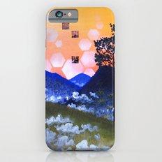 Blue Ridge Sunset iPhone 6s Slim Case