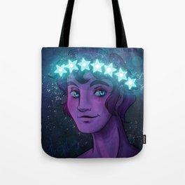 Morpheus God of Dreams Tote Bag