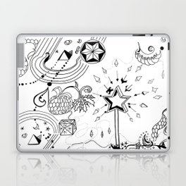 Coexist Laptop & iPad Skin