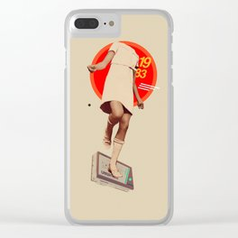 1983 Clear iPhone Case