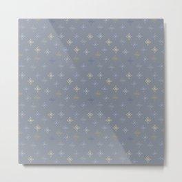 Snowflakes Metal Print