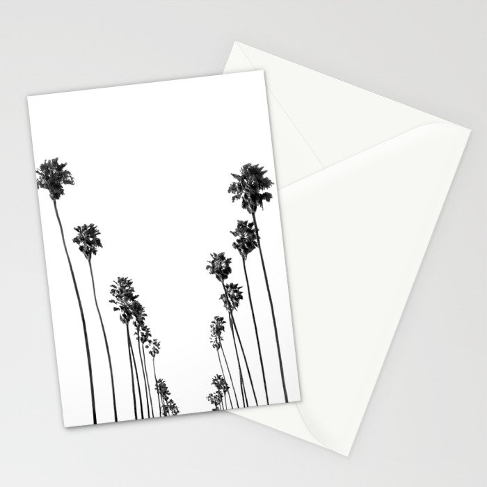 Palm Trees 8 Stationery Cards