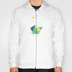 Exploding Triangles//Six Hoody