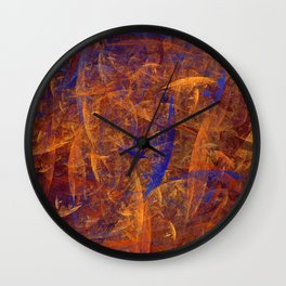 creative day Wall Clock