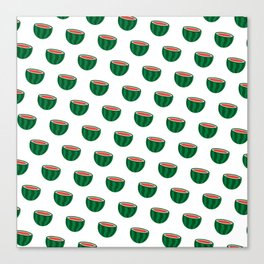Use Your Melon Canvas Print