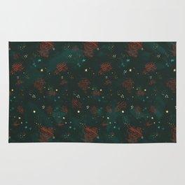Cosmic Pattern Rug
