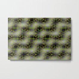 Colorandblack serie 222 Metal Print