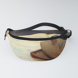 Gone To Press Fanny Pack