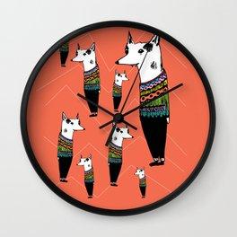 TJOFF Wall Clock