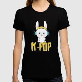 K-Pop Bunny T-shirt