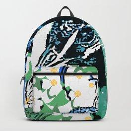 Peacock Paradise Backpack