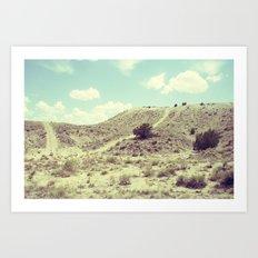 New Mexico 2 Art Print