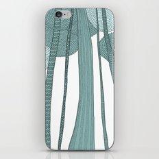 Trees 2 iPhone & iPod Skin