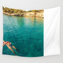 floater Wall Tapestry