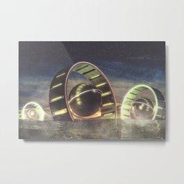 portal hub 4a Metal Print