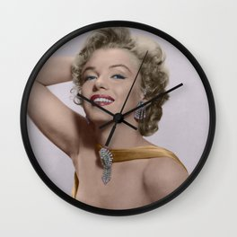 Colorization Portair Marylin Wall Clock