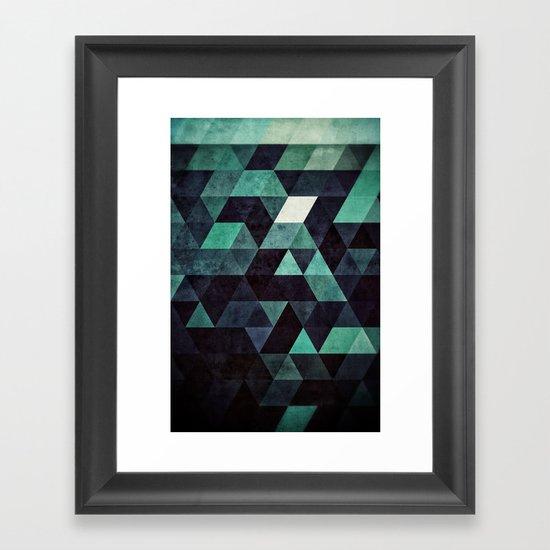 ddrypp Framed Art Print