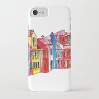 italy iPhone & iPod Cases featuring Italy by Dheiuk