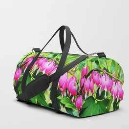 Bleeding Hearts Duffle Bag