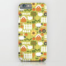 Let's Farm! Slim Case iPhone 6s