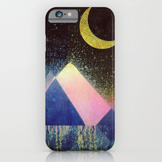 Satellite Bloom iPhone & iPod Case