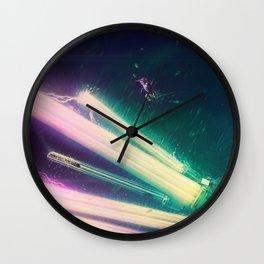 The Humming Dragonfly Wall Clock