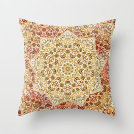 Peasant Whims Throw Pillow