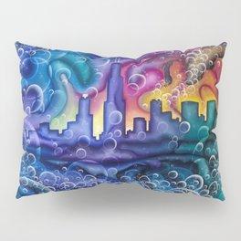 Chicago Bubbles Pillow Sham