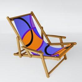 Circle and Circle Sling Chair