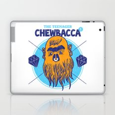 Hipster Chewie Laptop & iPad Skin